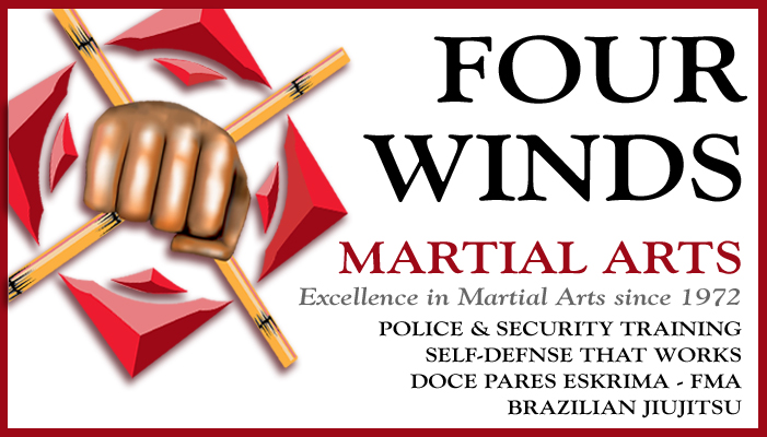 Four Winds Martial Arts - Outdoor Business Signage