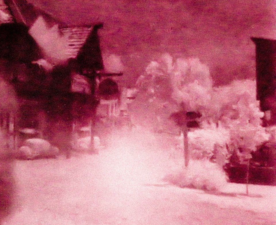 Experimental Photography: Infrared Photography