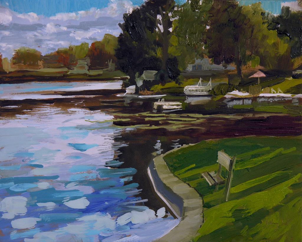 Lake Fowler - Oconomowoc, WI