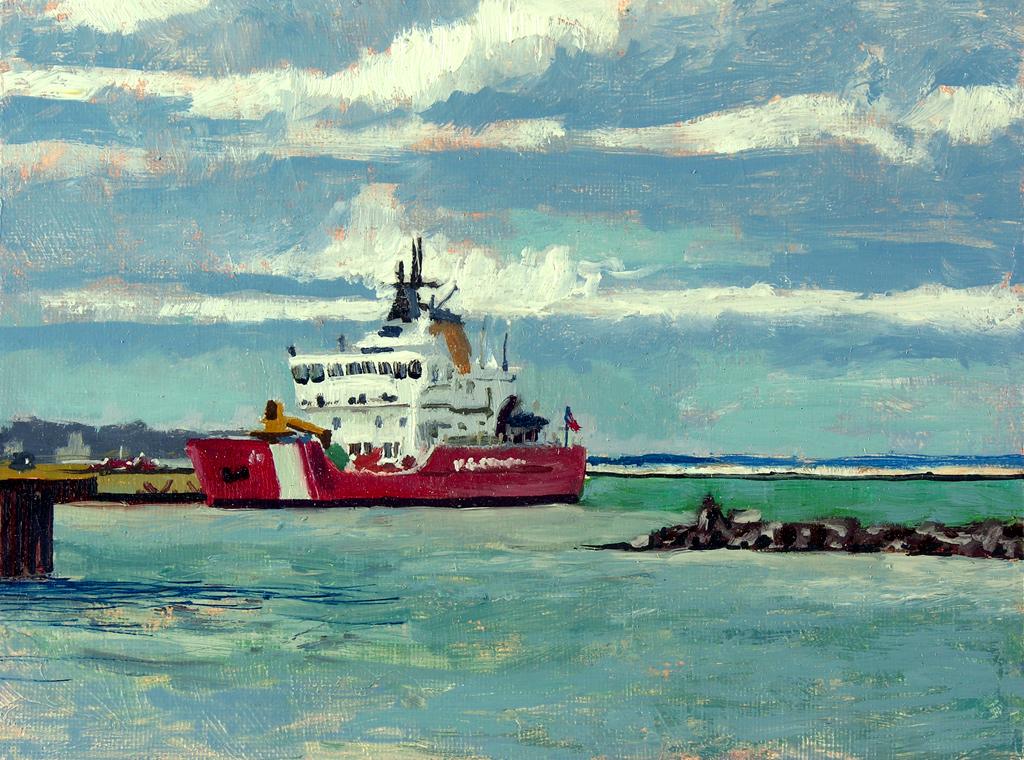 Coast Guard Cutter - SOLD