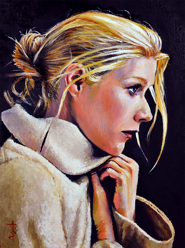 Portrait: Gwyneth Paltrow