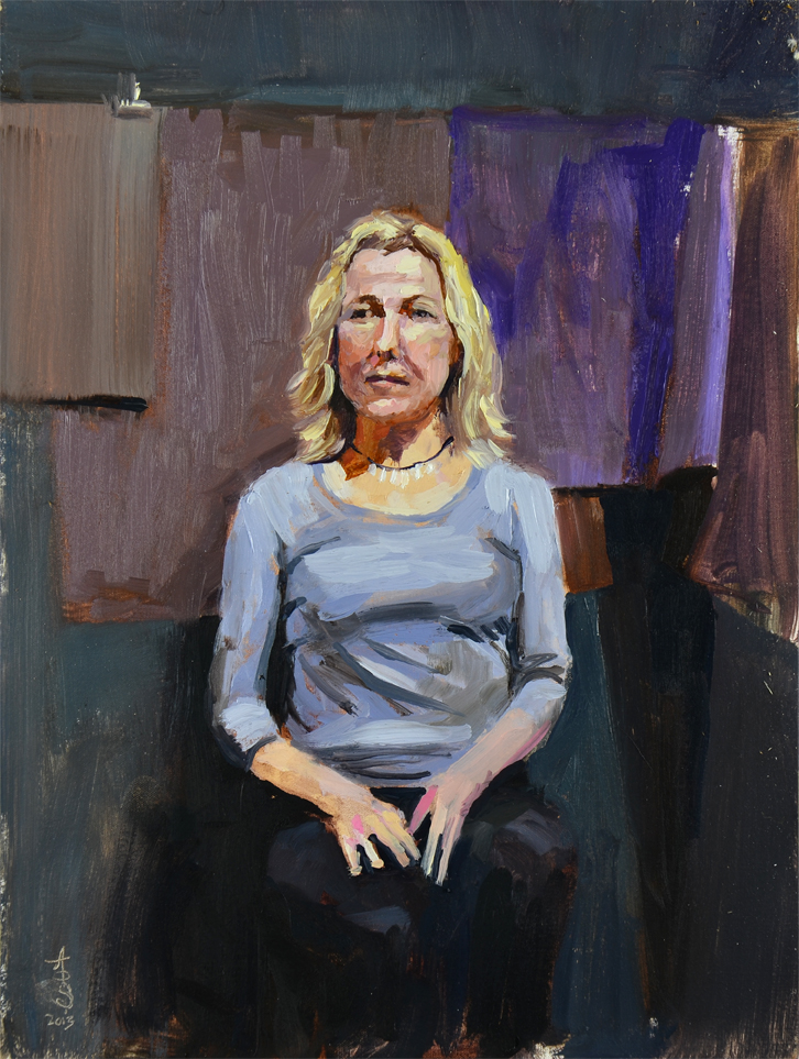 Portrait of Karen Spinti