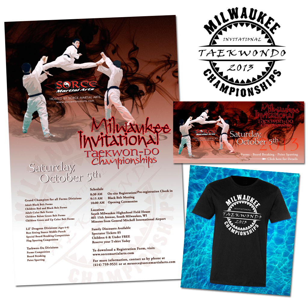 2013 Milwaukee Invitiational Taekwon-Do Championship Tournament Package