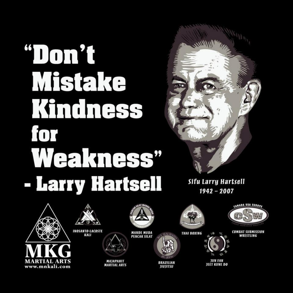 Larry Hartsell Commemorative T-shirt Design