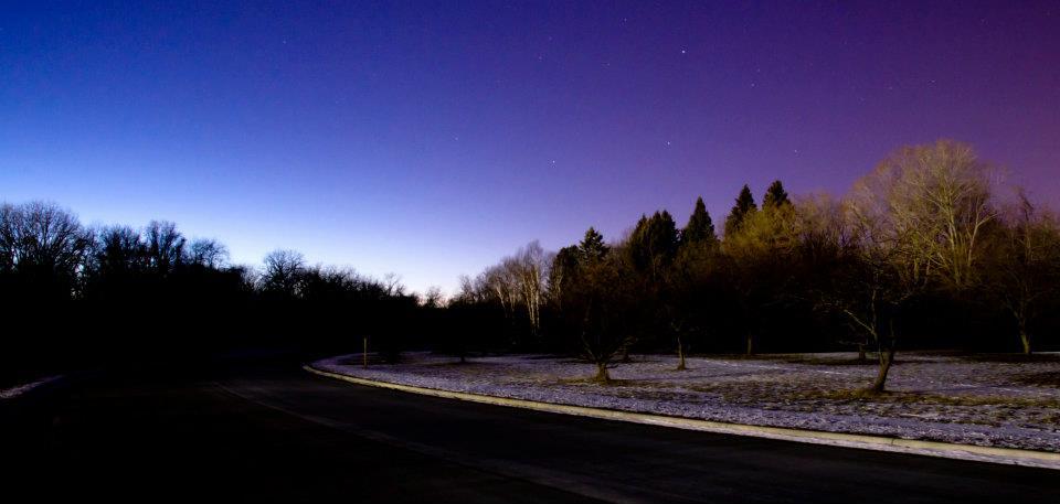 My Town: Night View
