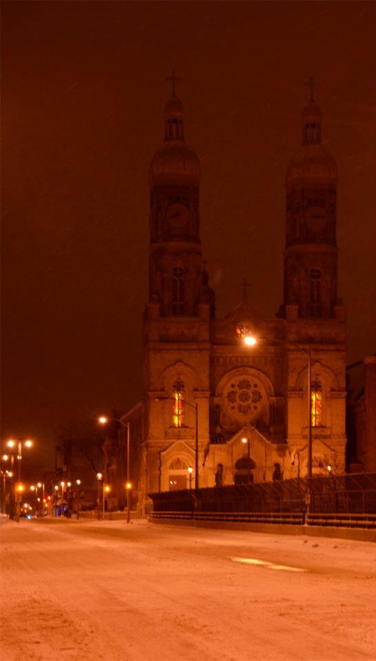 My Town: Church in Snow