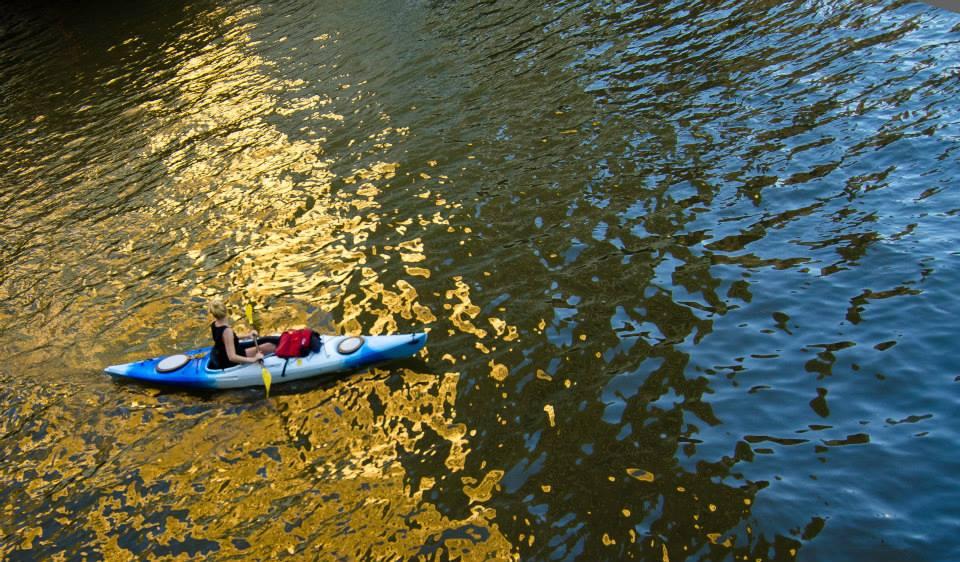 My Town: Kayak