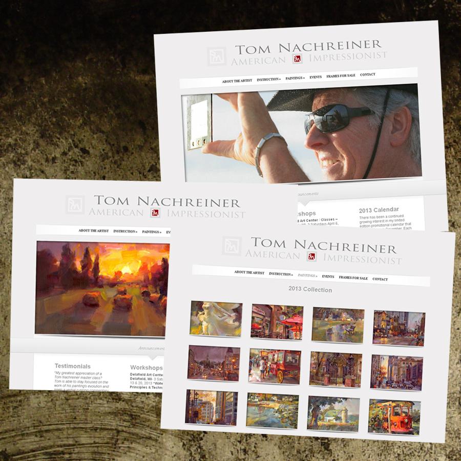 Tom Nachreiner Website