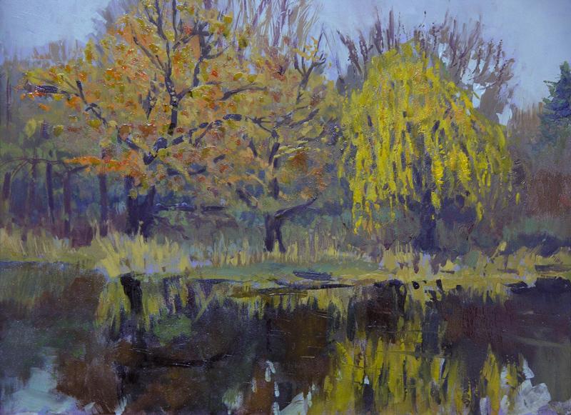 Whitnall Park Pond