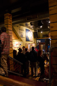 Mini Show at the Art Bar - Milwaukee, WI