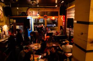 2013 Mini Show at the Art Bar