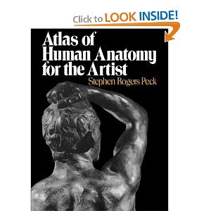 Atlas of Human Anatomy for the Artist Stephen Rogers Peck
