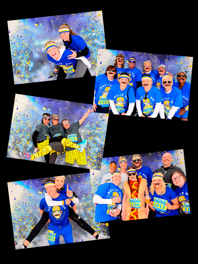 Photo Booth - Rollie Fingers 5K Race