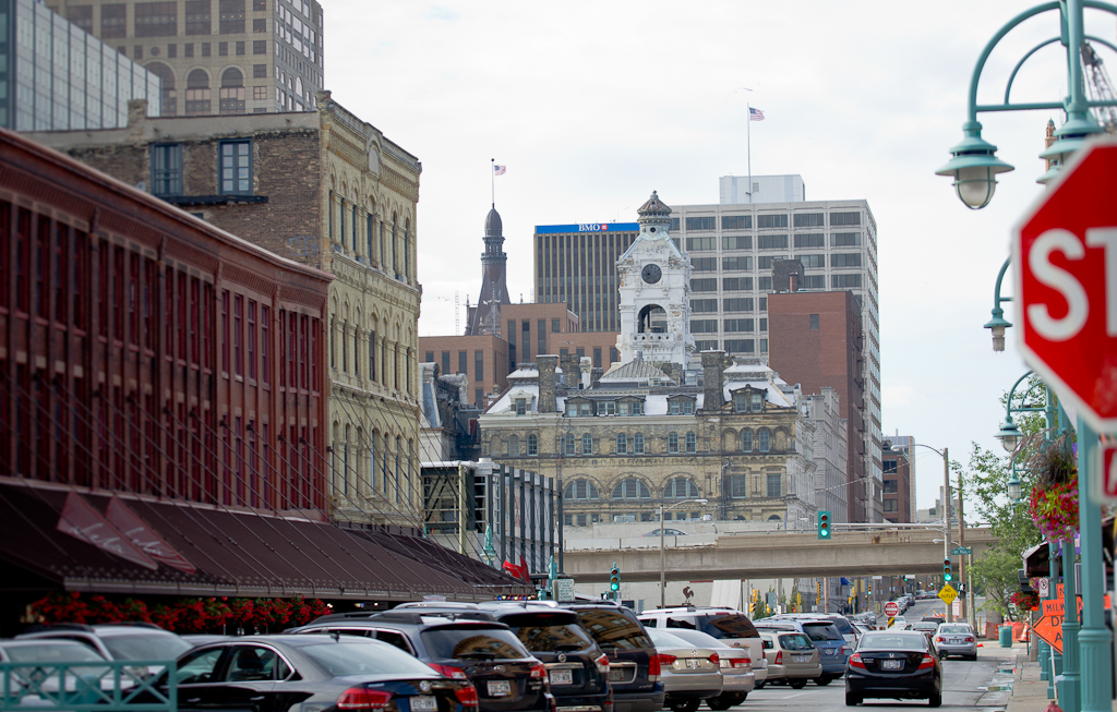 A walk through Milwaukee.  All Photos © 2014 Anthony Sell - All Rights Reserved.