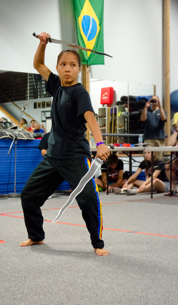 2013 Global Stick & Blade Association Regional Stickfighting Championships - West Allis, WI