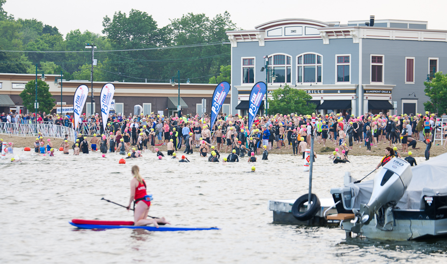 2014 Sprint Triathlon - Pewaukee, WI All Photos  ©2014 Anthony Sell – All Rights Reserved.