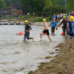 2014 Sprint Triathlon - Pewaukee, WI