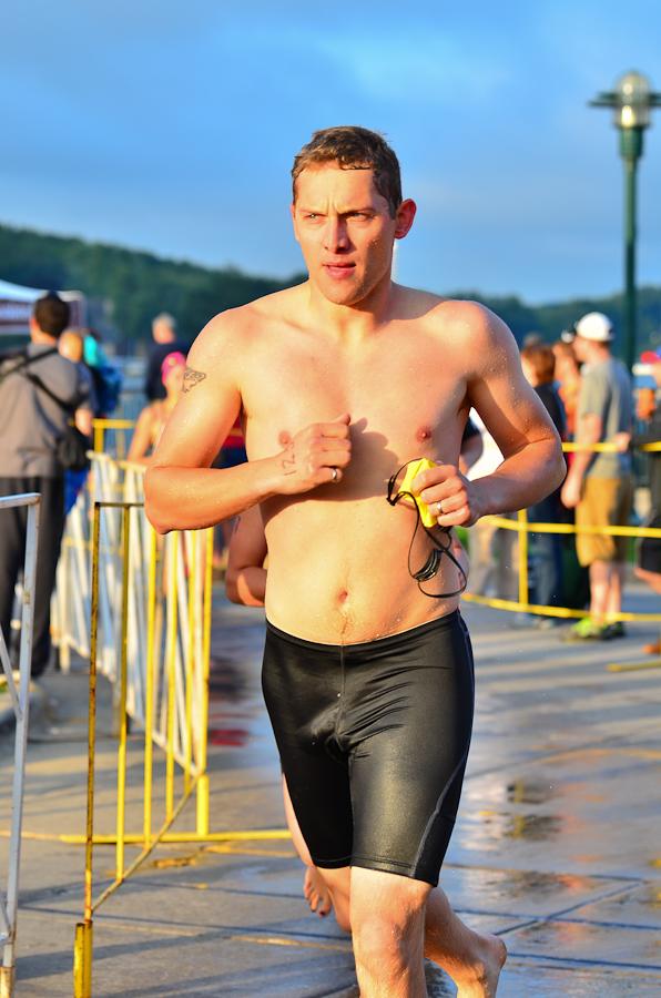 2014 Sprint Triathlon - Pewaukee, WI