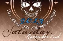 Design: MAPMA 2013 Invitational Taekwondo Championships Designs