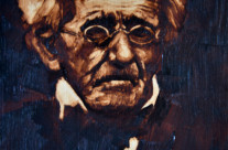 Portrait: Andrew Jackson at age 73 – SOLD
