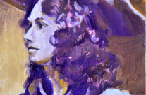 Portrait: Annie Oakley – SOLD