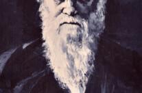 Portrait: Charles Darwin – SOLD