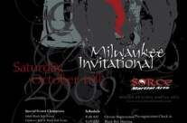 Design: 2009 Milwaukee Invitational Taekwon-Do Championships Designs