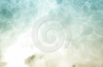 Stock Illustration: Background Texture – Sea and Sky